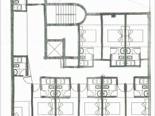 Edificio de uso mixto En Alquiler