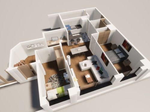 Estudi / Loft A Venda