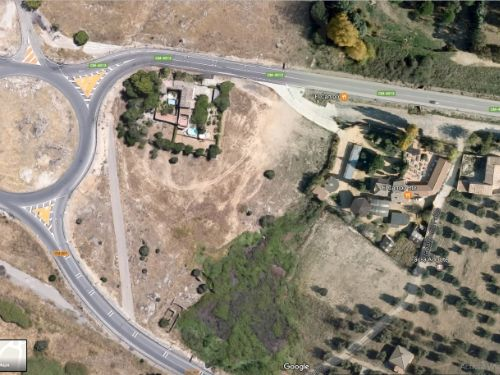 Terreno / Urbanizable En Alquiler