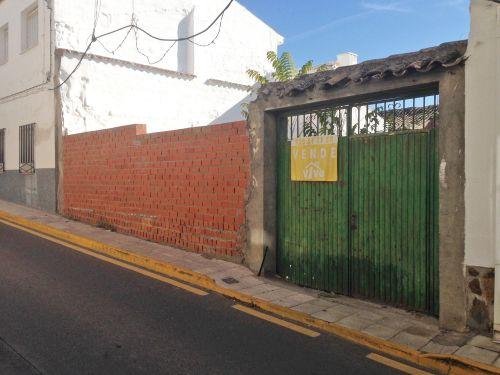 Terreno / Urbano (solar) En Venta