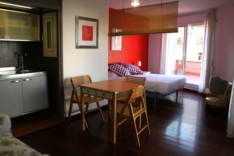 Ático en alquiler en calle Del Coll del Portell, La Salut en Barcelona - 358106028