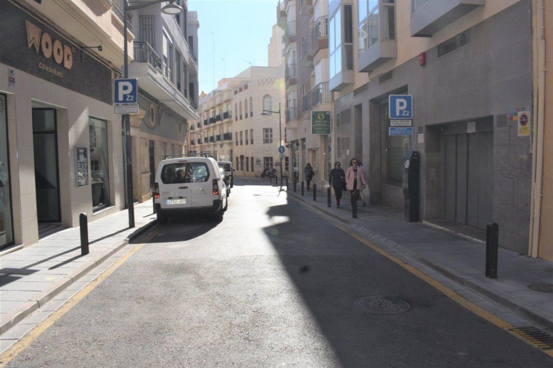 garaje en almeria · centro-rambla 20243€