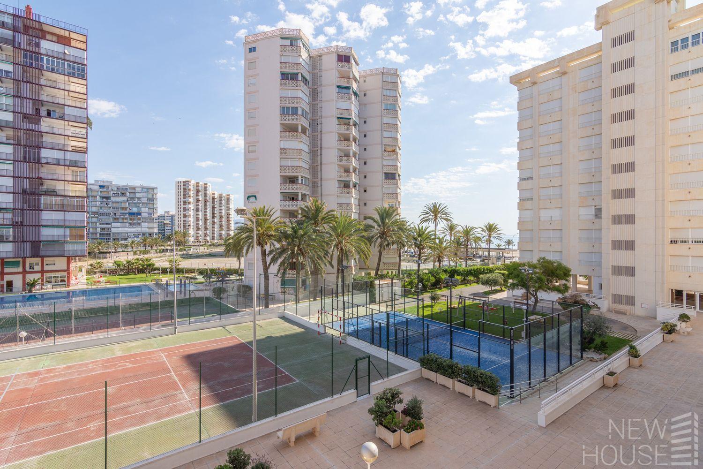 piso en alicante · playa-de-san-juan-el-cabo 498000€