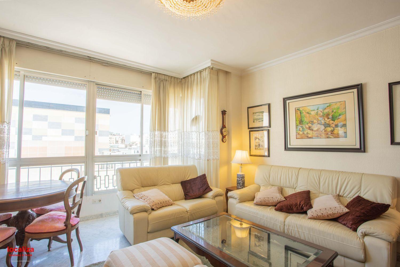 pisos en almeria · centro 185000€