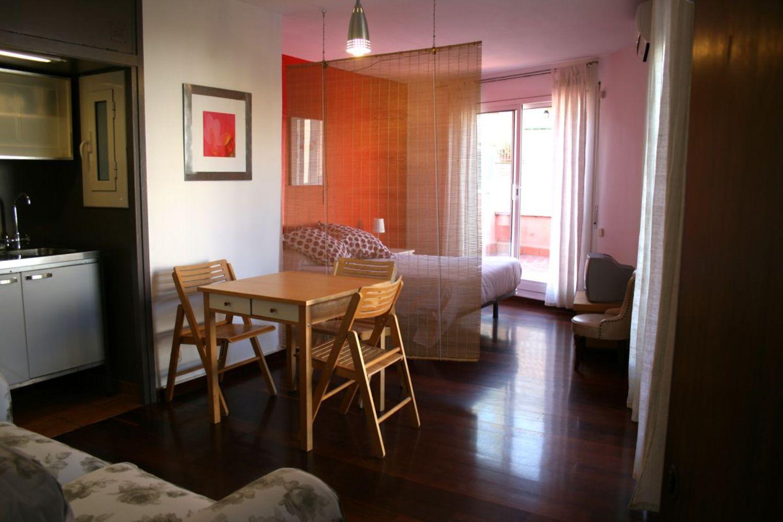 Ático en alquiler en calle Del Coll del Portell, La Salut en Barcelona - 358106022