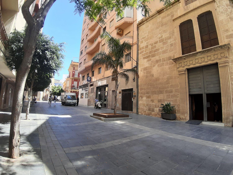 pisos en almeria · centro 200000€