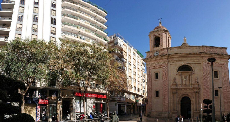 pisos en almeria · centro-rambla 130000€