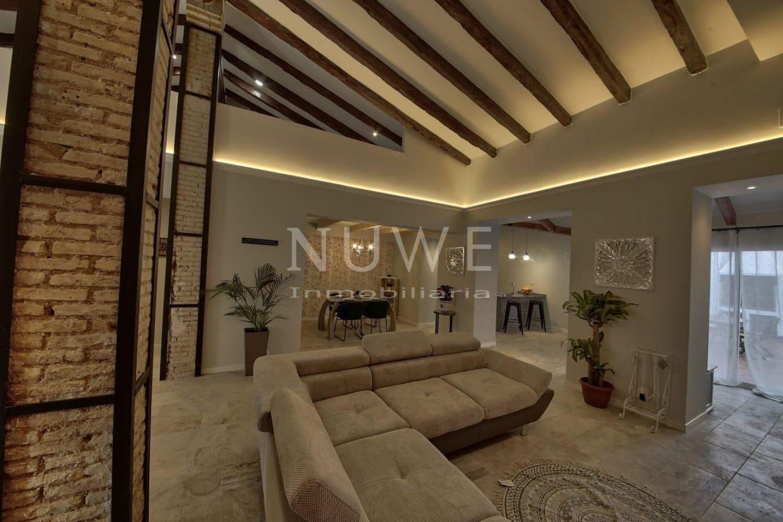 casa en valencia · campanar 450000€
