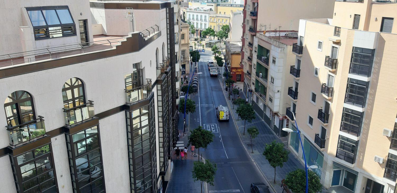 pisos en almeria · centro-rambla 800€