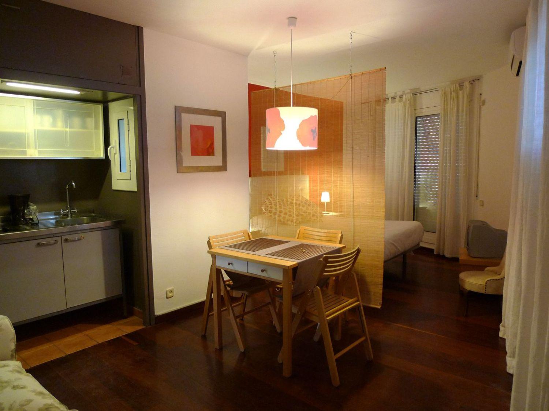 Ático en alquiler en calle Del Coll del Portell, La Salut en Barcelona - 358106055