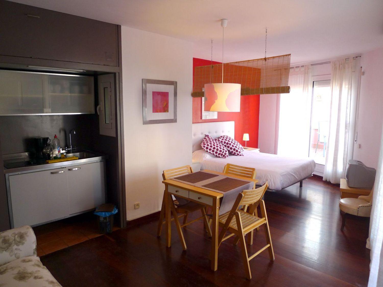 Ático en alquiler en calle Del Coll del Portell, La Salut en Barcelona - 358106037