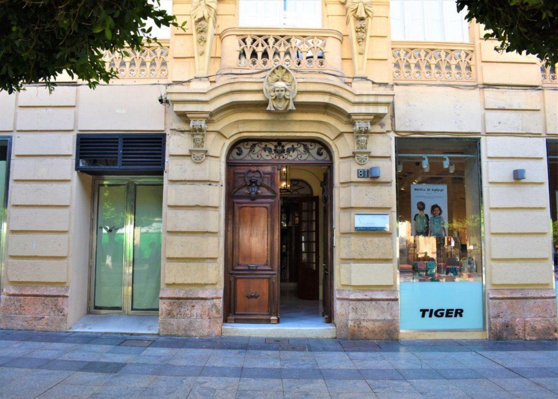 oficina en almeria · centro €