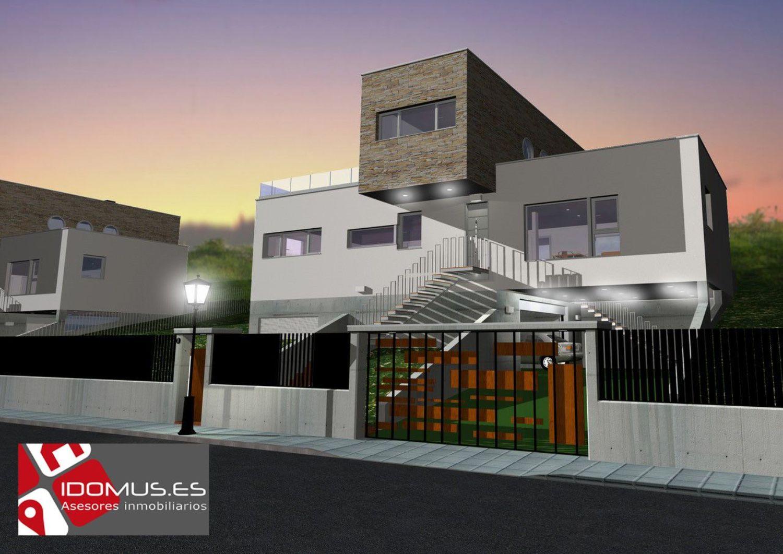Casa / Chalet Independiente En Venta Valde Hondillo, Cabanillas Del Campo
