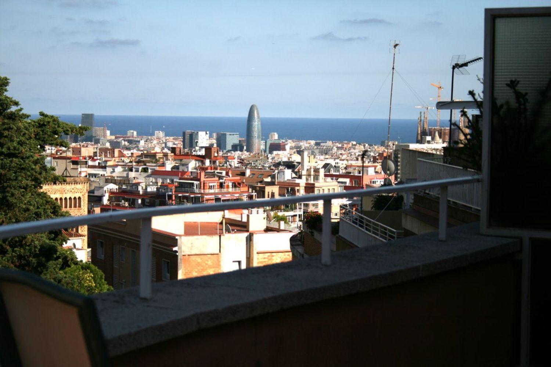 Ático en alquiler en calle Del Coll del Portell, La Salut en Barcelona - 358106052