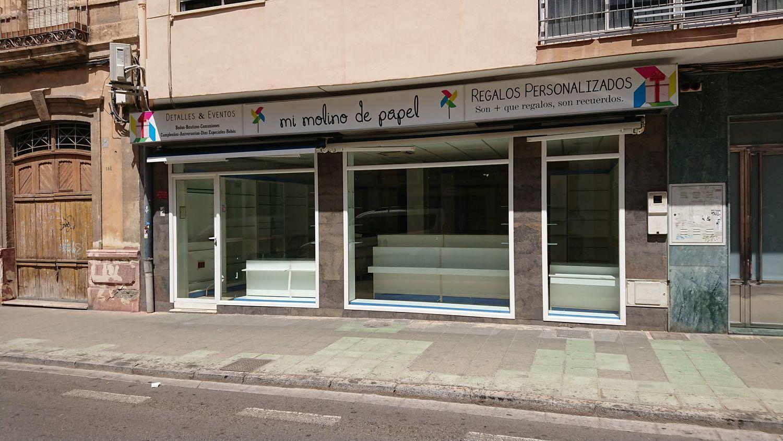 locales-comerciales en almeria · centro-rambla 700€