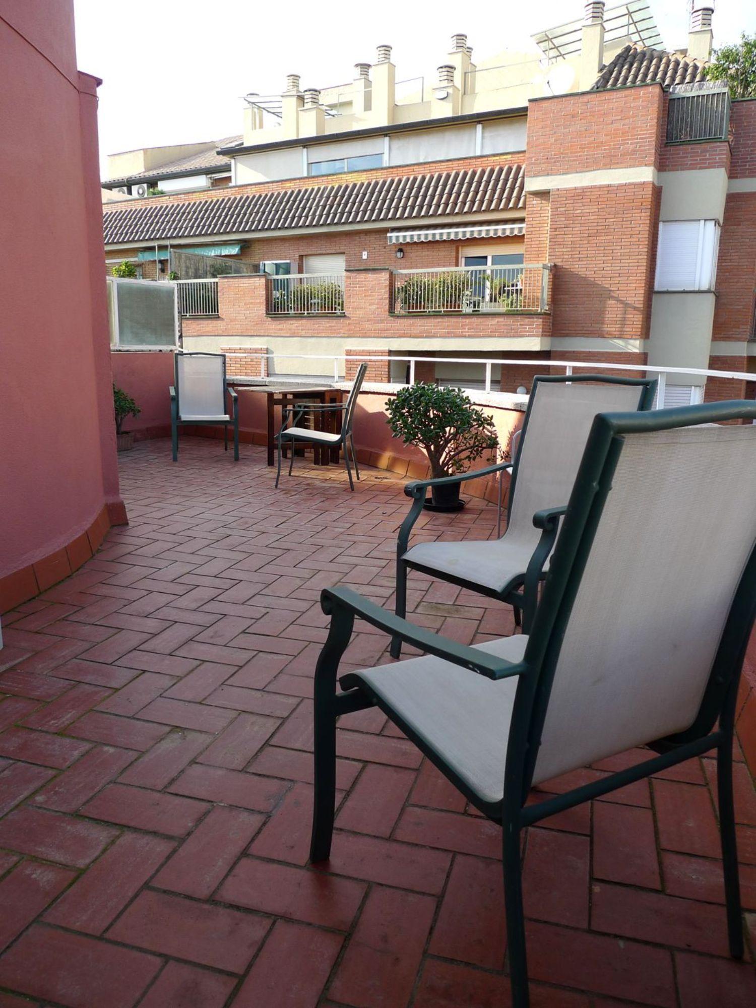 Ático en alquiler en calle Del Coll del Portell, La Salut en Barcelona - 358106016