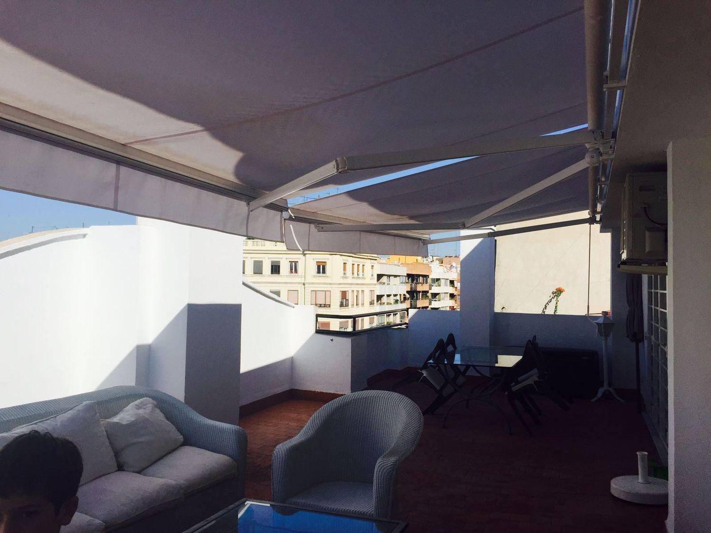 Ático en alquiler en calle Jesús, Arrancapins en Valencia - 417089779