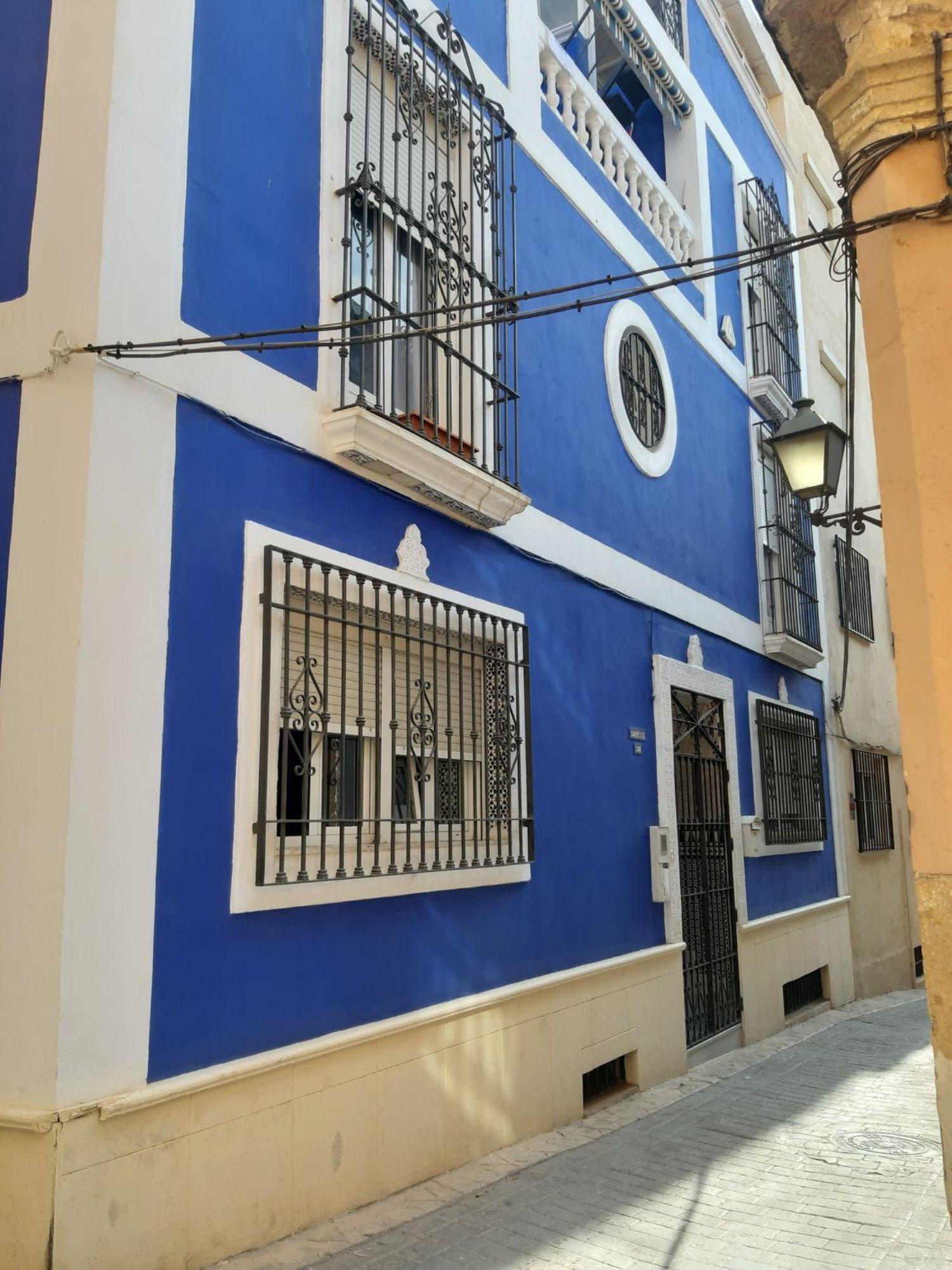 casa en almeria · centro 230000€