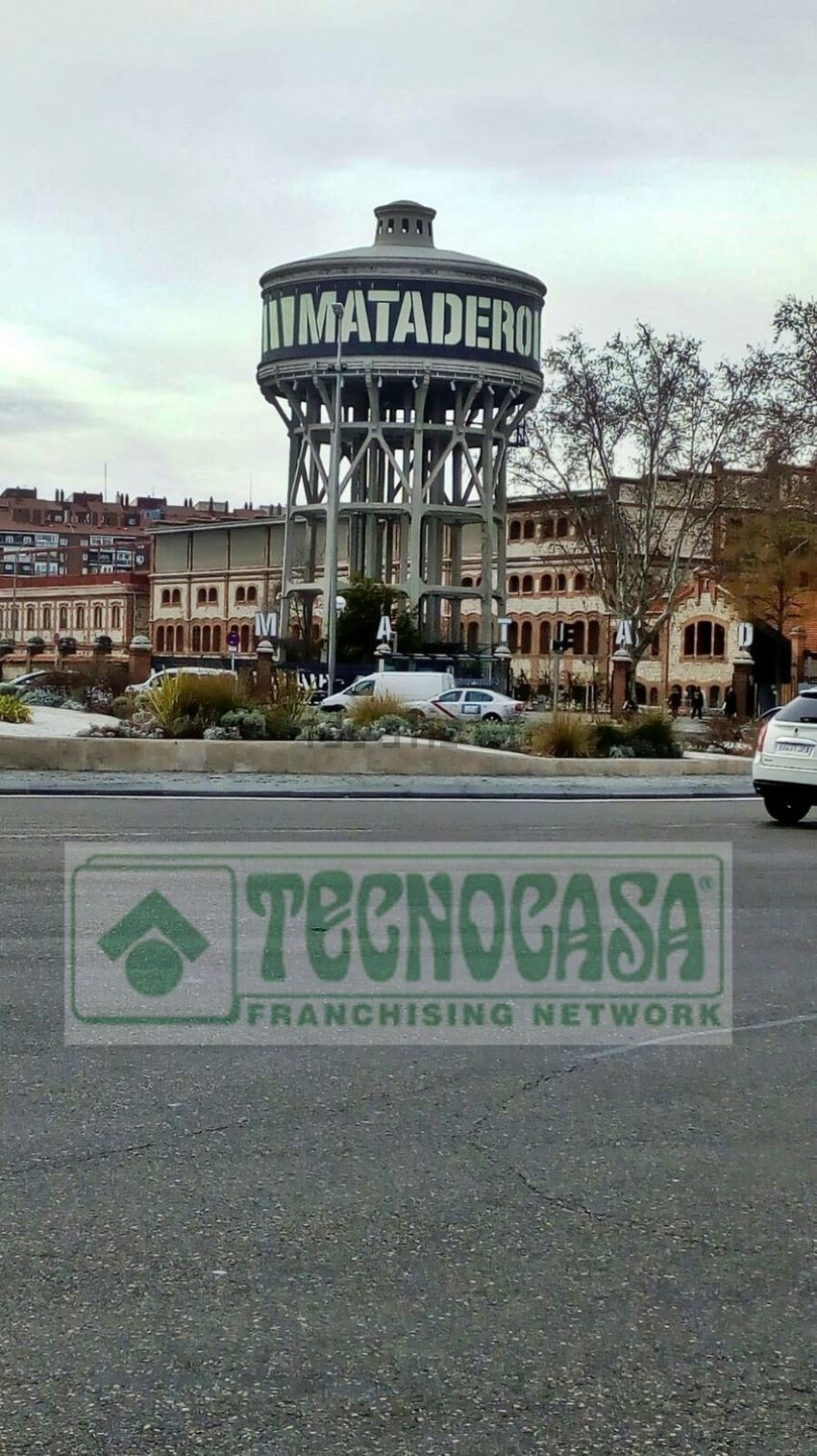 Piso en embajadores, Legazpi, Madrid
