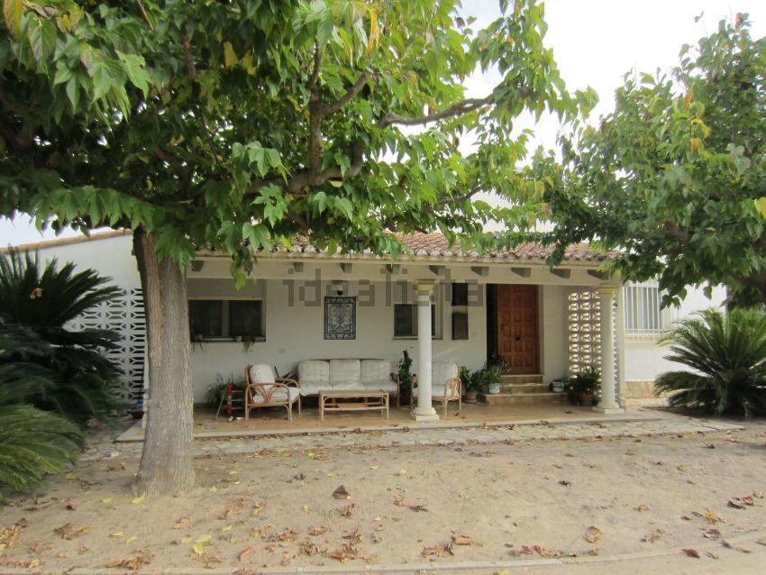 Casa o chalet independiente en avenida del Llombo, 16, Llombo, Ontinyent