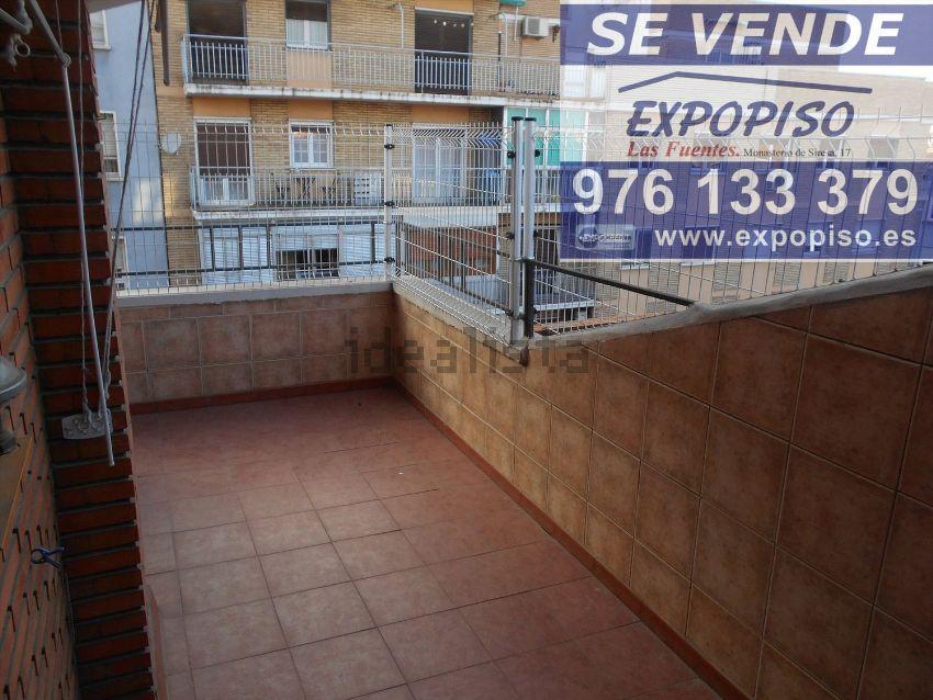 Piso en calle Salvador Minguijón, Las Fuentes, Zaragoza