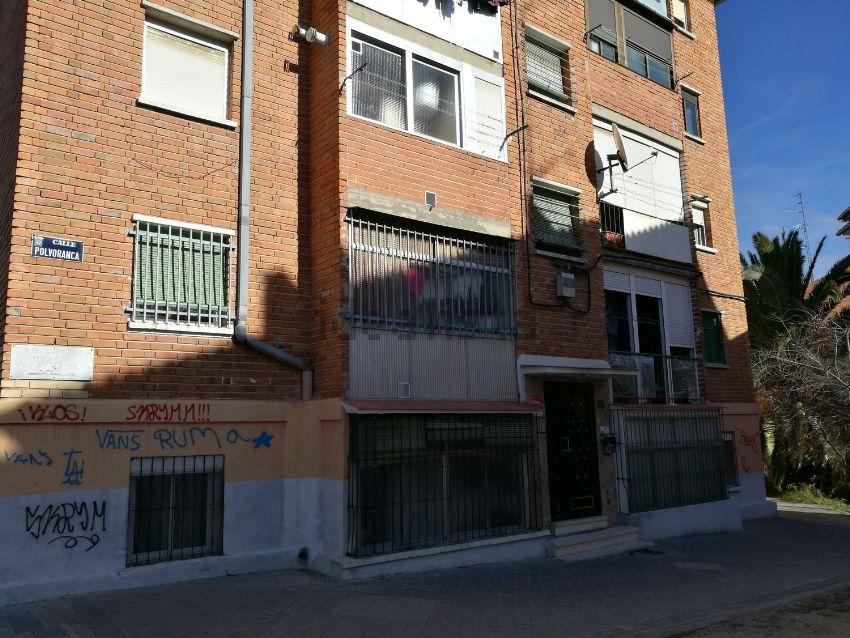 Piso en DE POLVORANCA, Buena Vista, Madrid