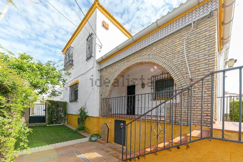 Chalet en calle Leopoldo Panero, 2, Arco norte - Avda España, Dos Hermanas