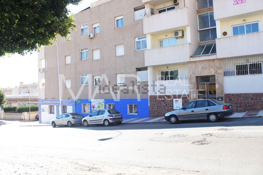 Piso en avenida Pedro Muñoz Seca, Aguadulce norte, Roquetas de Mar