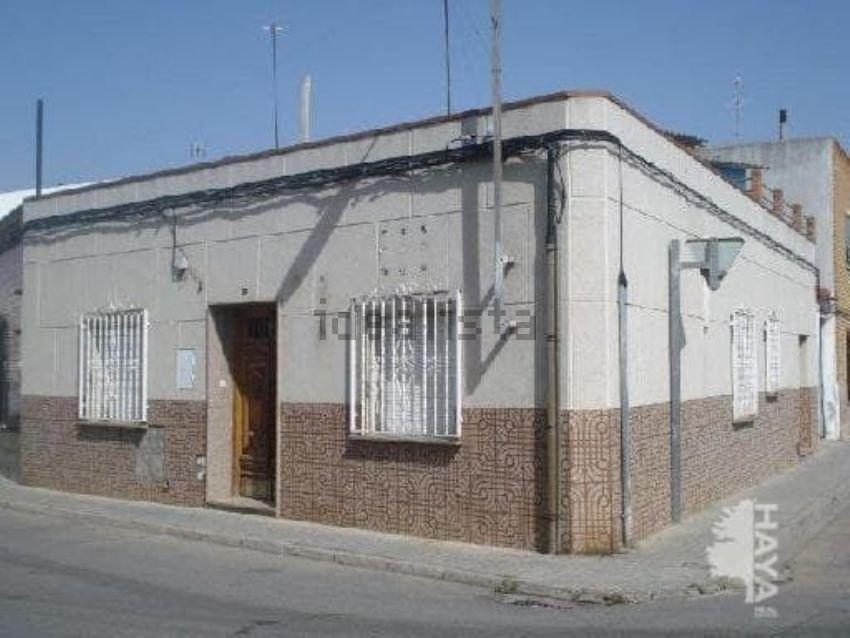 Casa rústica en calle bravo murillo, Tomelloso