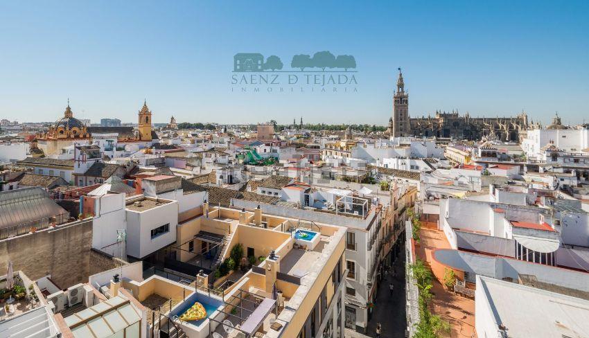 Piso en calle Francos, s n, Santa Cruz - Alfalfa, Sevilla