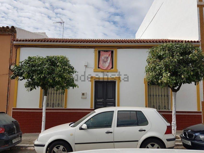 Casa o chalet independiente en calle Manuel Siurot, 21, Gibraleon
