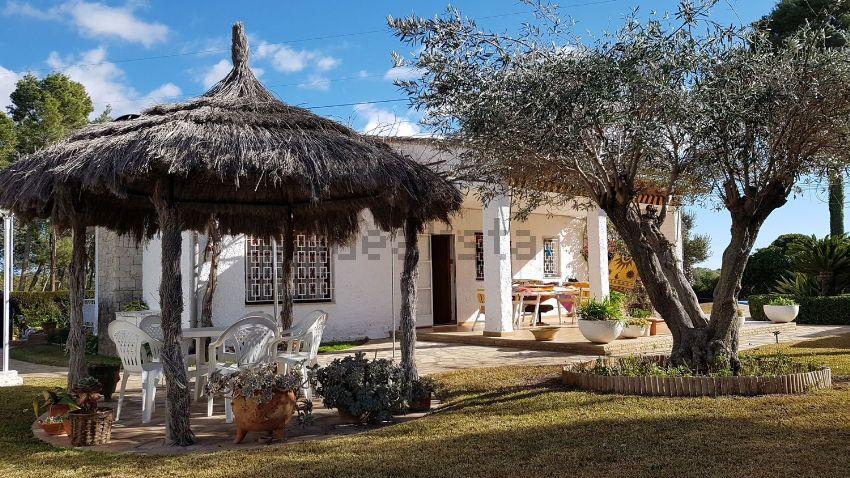 Casa o chalet independiente en Entrepinos, L Eliana