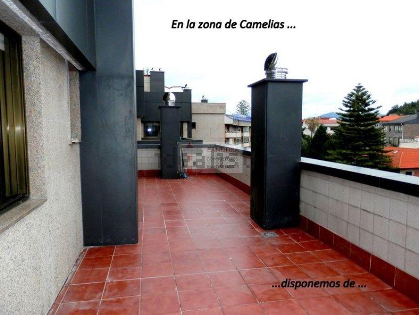 Piso en calle Sergio Saborido Cid, Camelias - Pi y Margall, Vigo
