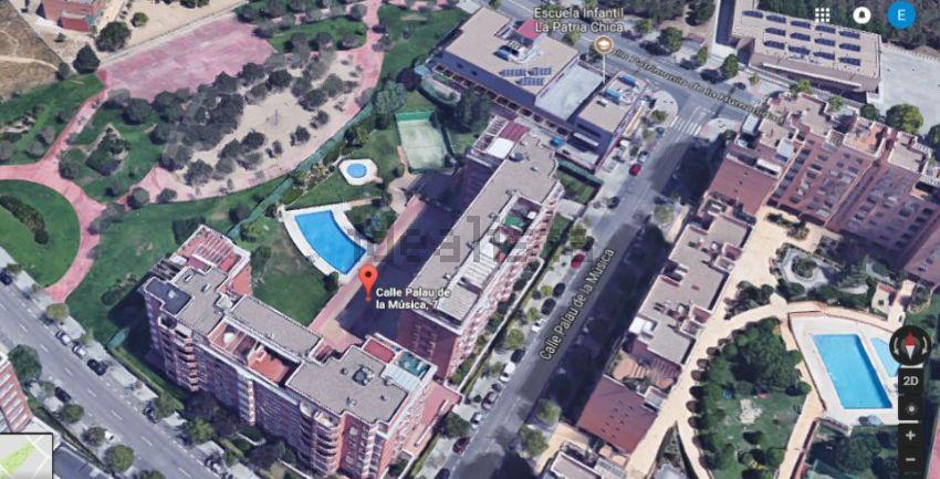 Piso en calle Palau de la Música, Pau de Carabanchel, Madrid