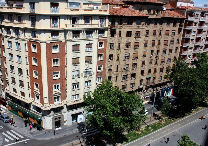 Piso en paseo de la Gran Vía, 31, Paseo Sagasta, Zaragoza