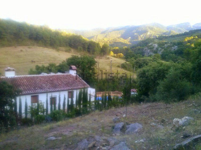 Casa rural en Partido de la Roza del Escribano, s n, El Burgo