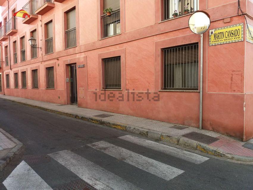 Piso en Martín Cansado, 50, Casco Antiguo - Centro, Badajoz