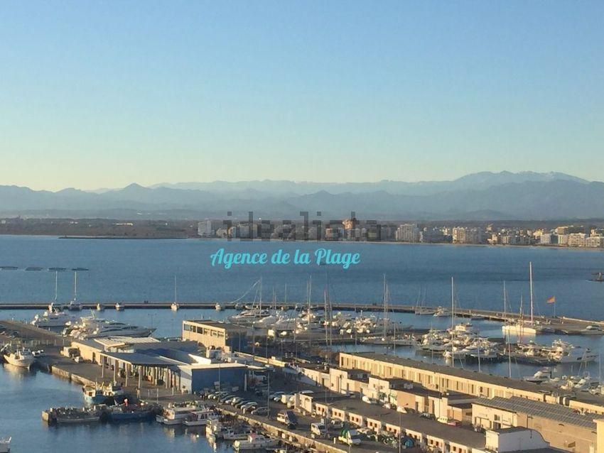 Piso en Port Esportiu - Puig Rom - Canyelles, Roses