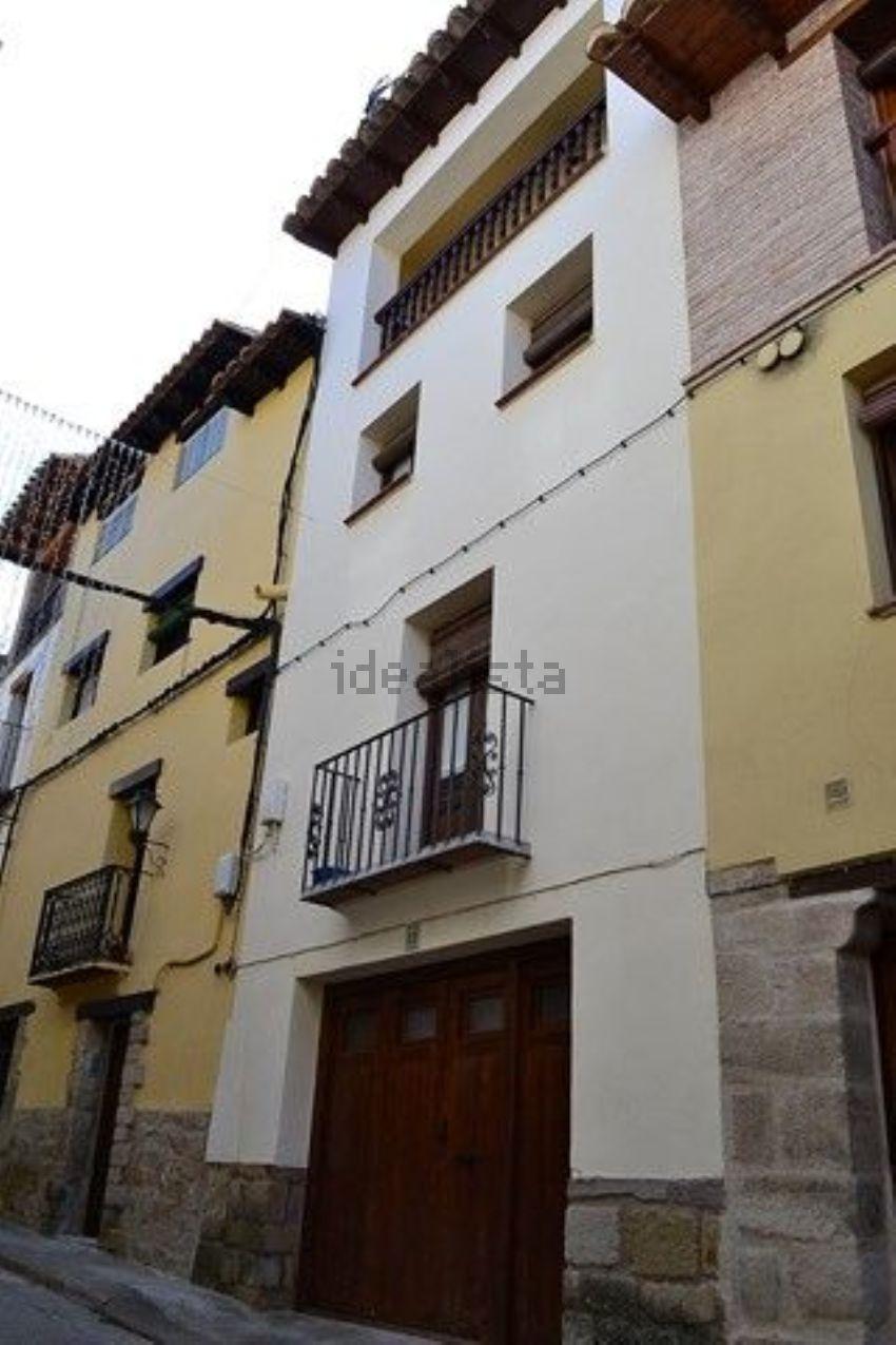 Casa de pueblo en calle Igual y Cano, Rubielos de Mora