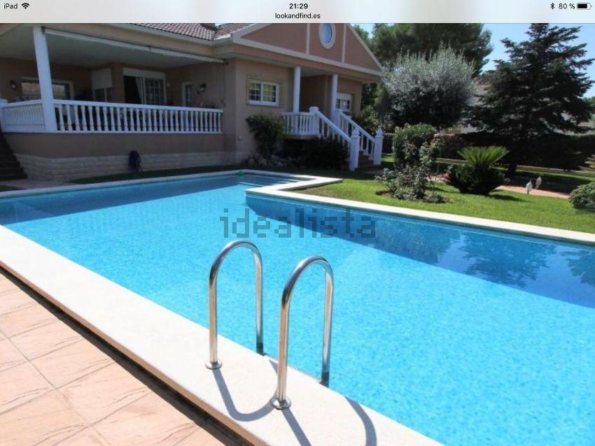 Casa o chalet independiente en calle Alboratge, 17, Montealegre, L Eliana