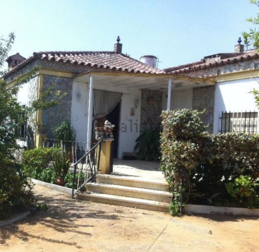 Casa o chalet independiente en Huerto de San Vicente, Oromana, Alcalá de Guadair