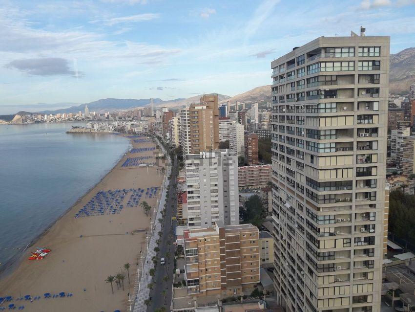 Piso en avenida Madrid, 15, Playa de Levante, Benidorm