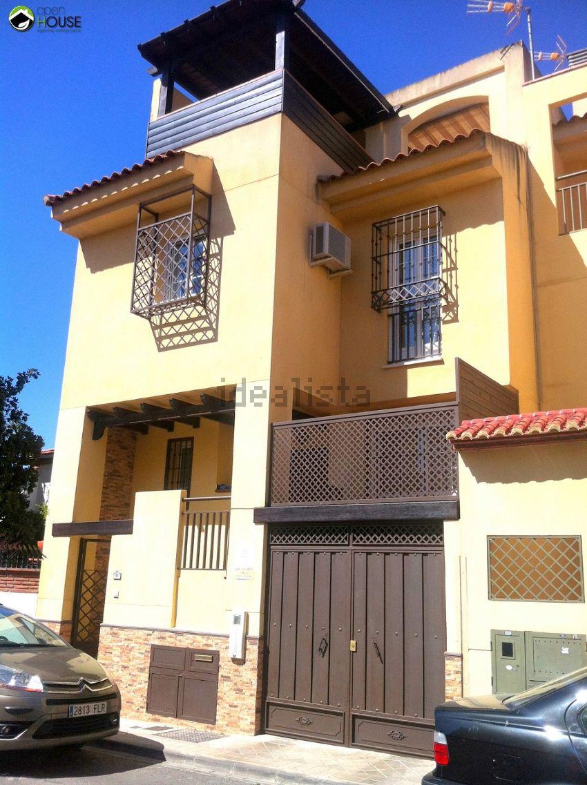 Chalet adosado en calle Galeno, s n, San Miguel, Armilla