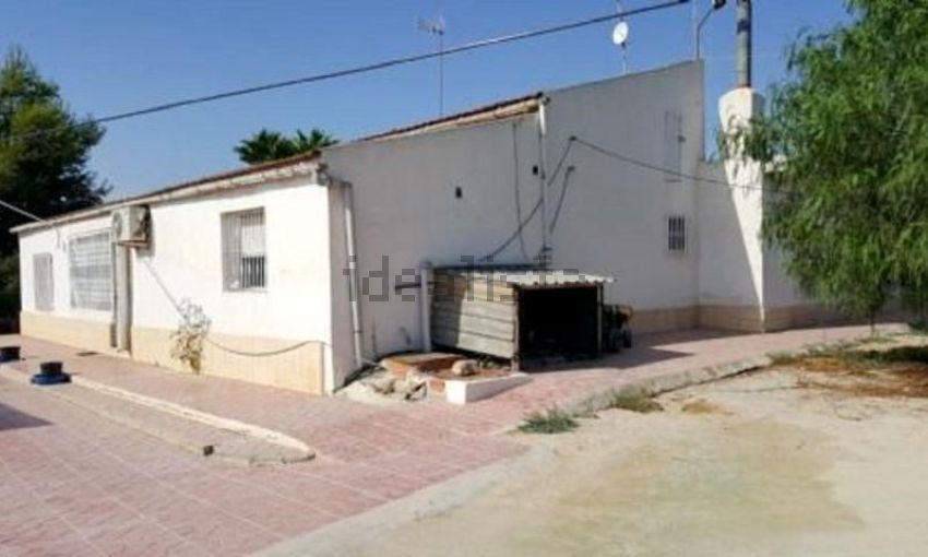 Casa rústica en vereda de santa teresa, Algoda-Matola-Llano de San José, Elche E