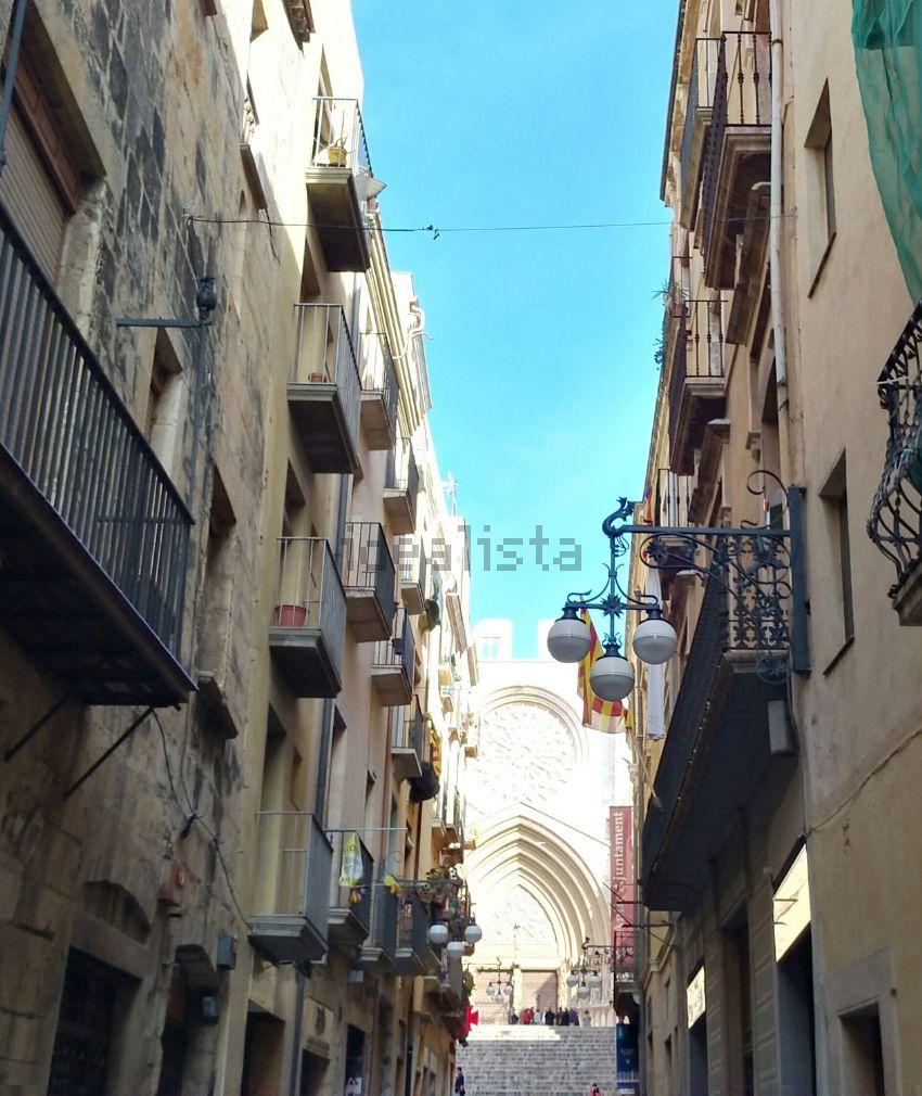 Piso en calle de les Cuirateries, Part Alta, Tarragona