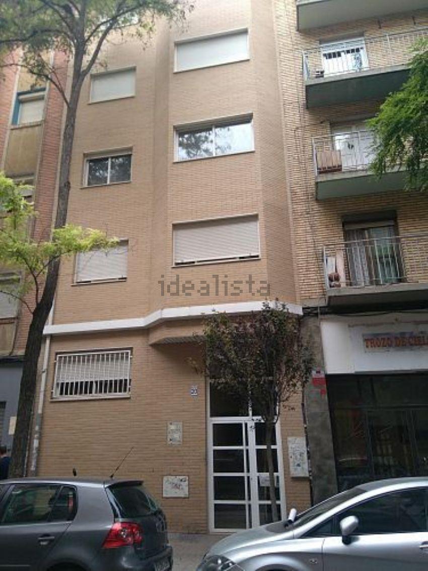 Piso en calle nuestra señora del salz, Parcelación Barcelona, Zaragoza