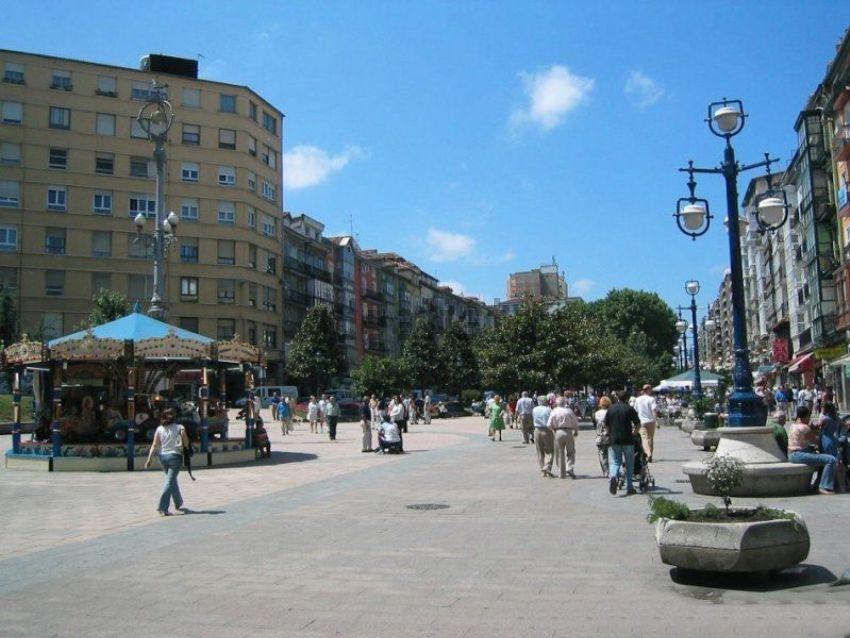 Piso en calle Alcázar Toledo, Numancia - San Fernando, Santander