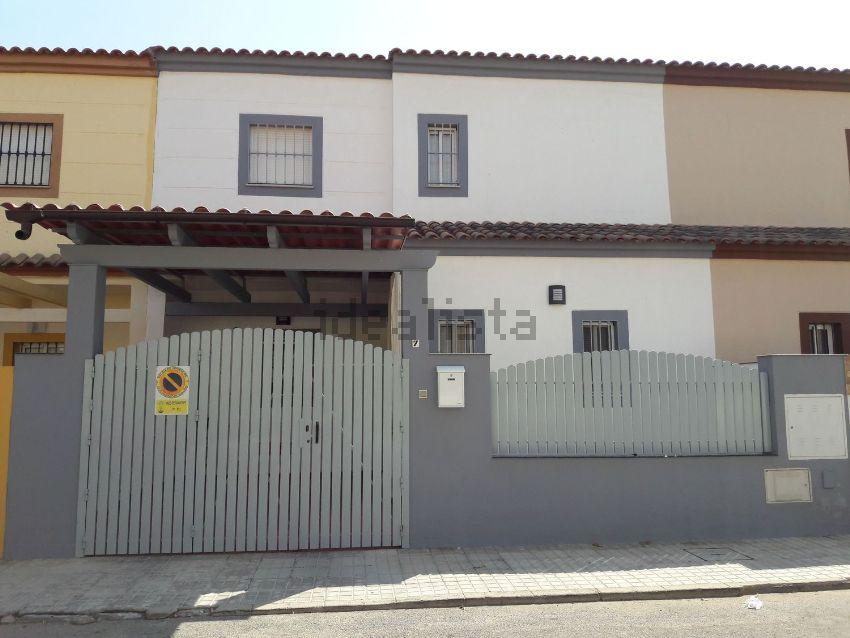 Chalet adosado en calle Puerto Rico, 7, Guillena