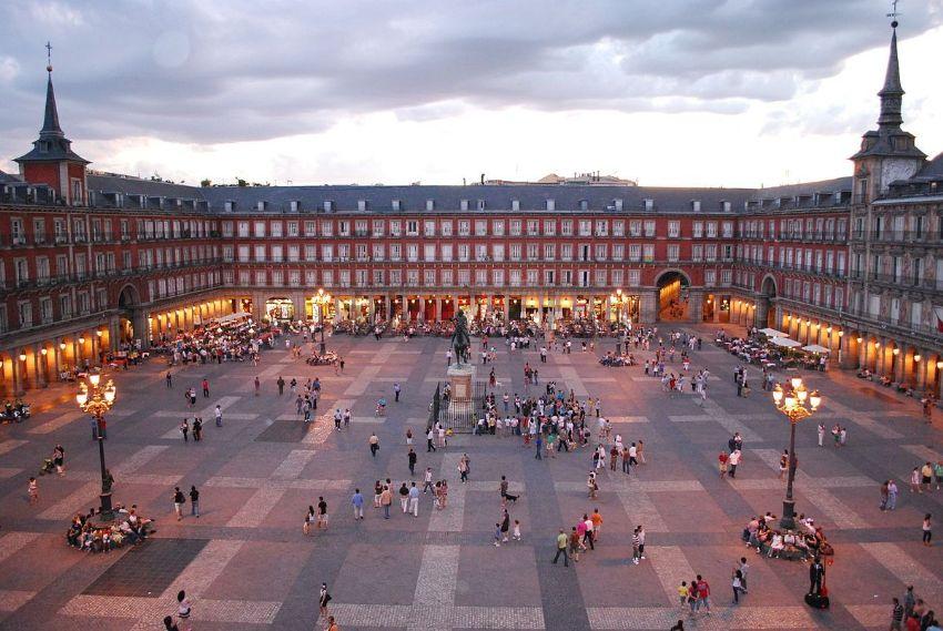 Piso en Palacio, Madrid