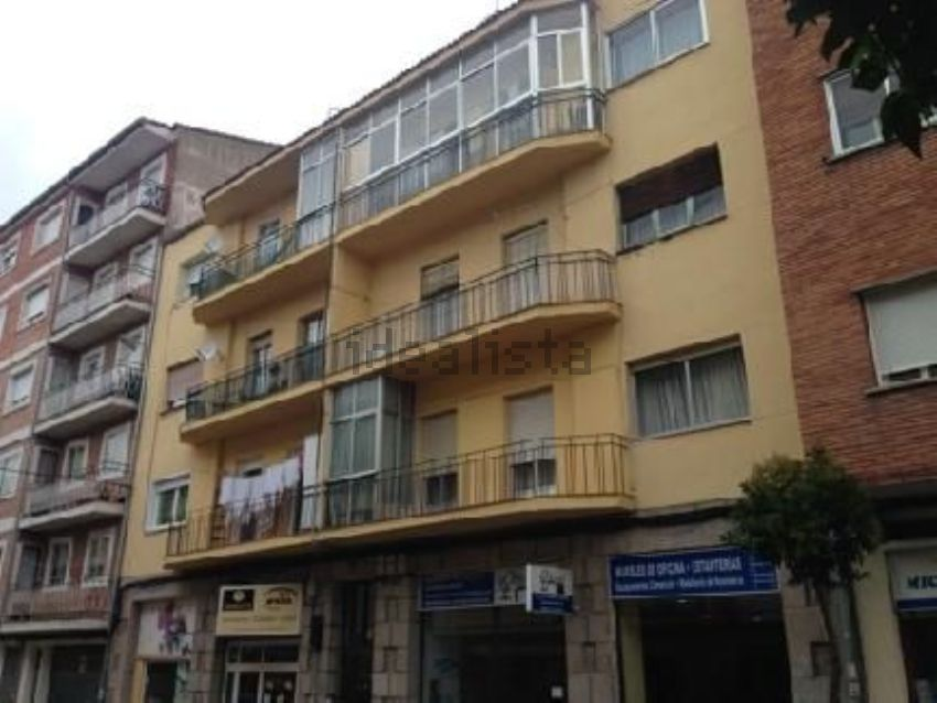 Piso en calle cuartel de la montaña, Estación, Ávila